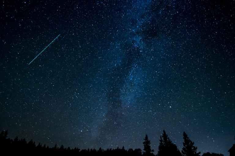 astronomy comet constellation cosmos